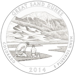 US Mint To Begin Sales of Great Sand Dunes Silver Bullion