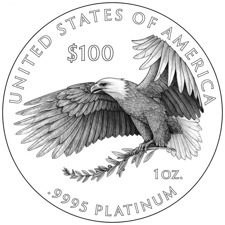 United States Mint announces new one-ounce platinum Proof