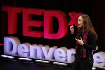 2013 Mar 14: Various speakers give presentations at the TEDx Denver Teachers conference at Colorado Academy in Denver, CO. ©Trevor Brown Photography