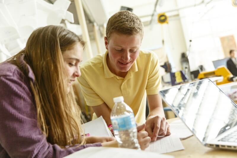 Nick Bain Colorado Academy