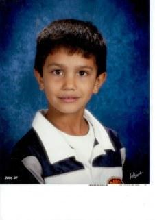 Eric 1st grade