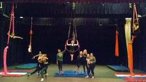 Aerial Acrobatics - Colorado Academy 2018 Interim