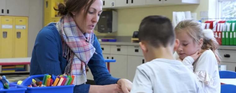 CA Kindergarten Teacher, Christine West, on 'Why I Teach'