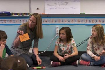 Third Grade Teacher, Stephanie Stone, on 'Why I Teach'