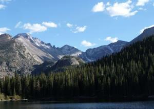 Backpack Rocky Mountain National Park - Colorado Academy 2018 Interim