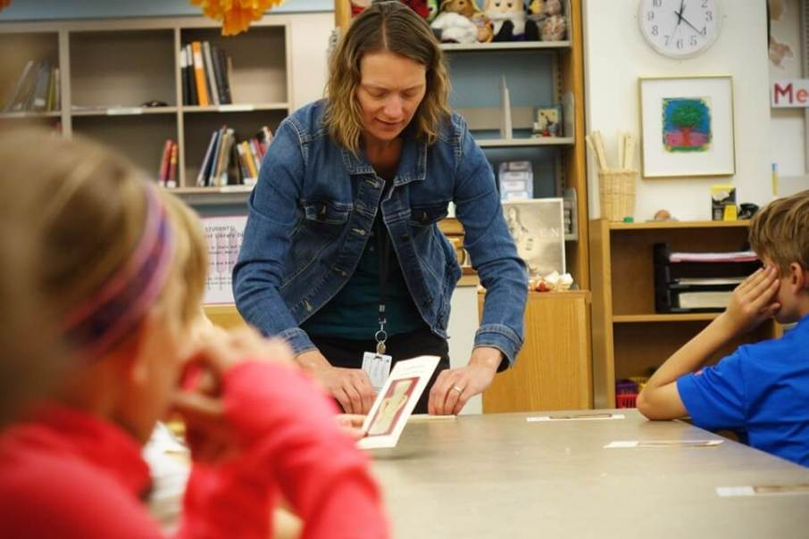 The Civil War Comes Alive for Fourth Graders