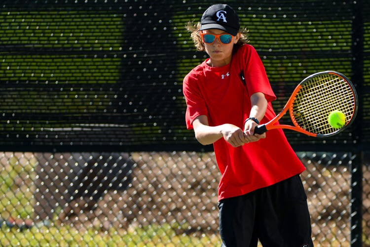CA Boys Tennis