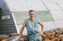 Dr. Lawrence Jelsma serving in Vietnam