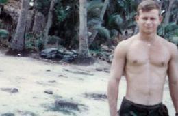 Jack Leebron '67 in Vietnam