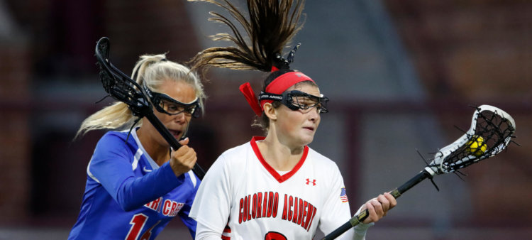 Colorado Academy beat Cherry Creek, 9-5 to take e their fifth straight Girls Lacrosse State Championship.
