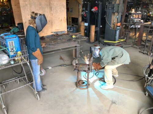 Blacksmithing and Beyond Interim