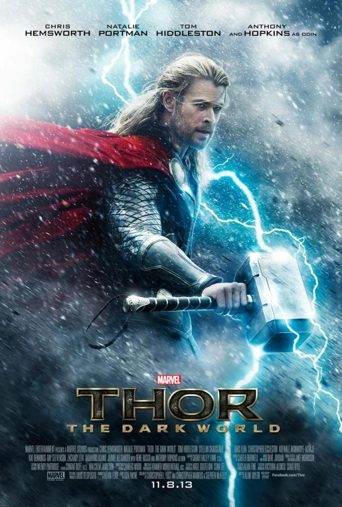 Thor The Dark World Poster 1