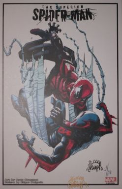 Superior Spider-man Poster