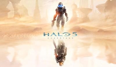 Halo 5 Banner