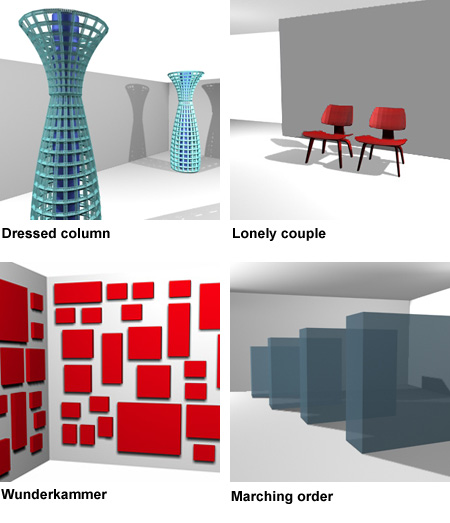 Interior design now has a language all its own  Cornell Chronicle