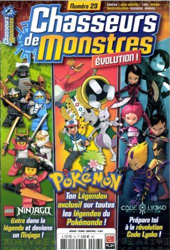 Chasseurs de Monstres N° 23