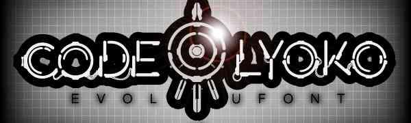 Code Lyoko Evolufont : Version 2