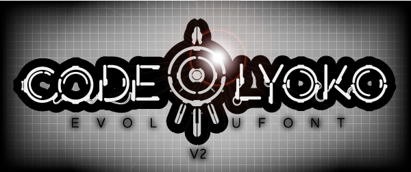 CodeLyoko Evolufont V2