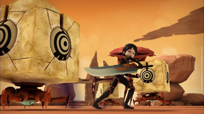 Photo Episode 09 de Code Lyoko Evolution