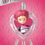 Carte pour la St-Valentin : Aelita