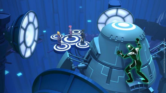 Image inédit d'un épisode de Code Lyoko Evolution