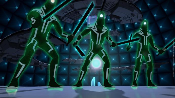 Photo inédit de l'épisode 18 de Code Lyoko Evolution