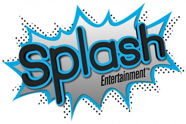 Logo de la société Splash Entertainment