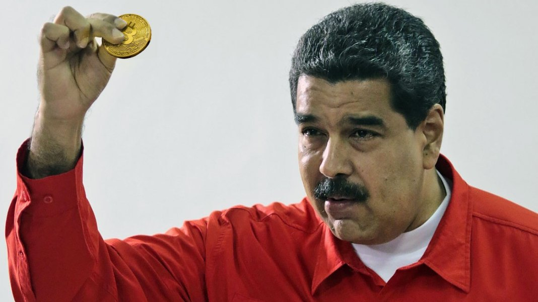 Maduro_Cryptocurrency