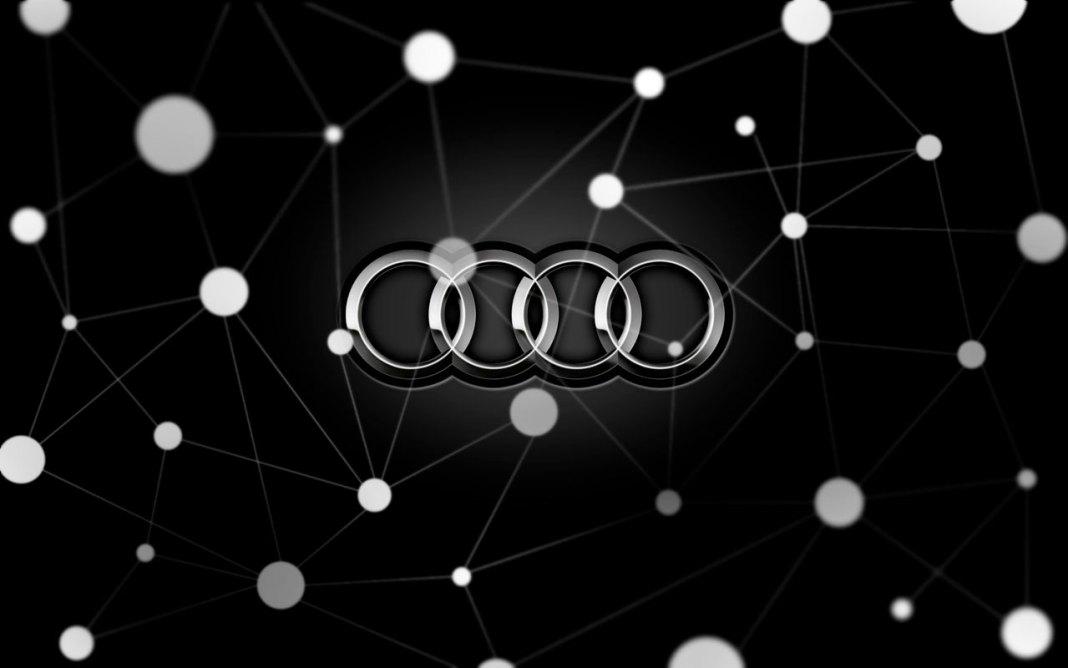 Audi blockchain