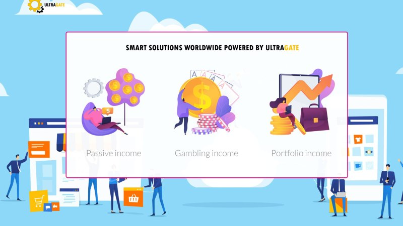 How Can People Earn With Ultragate Project?