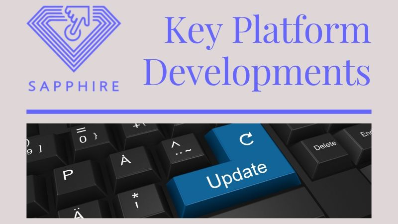 Sapphire (SAPP) Coins: Key Platform Developments About the KYANITE Fork and the Upcoming HELIODOR Fork
