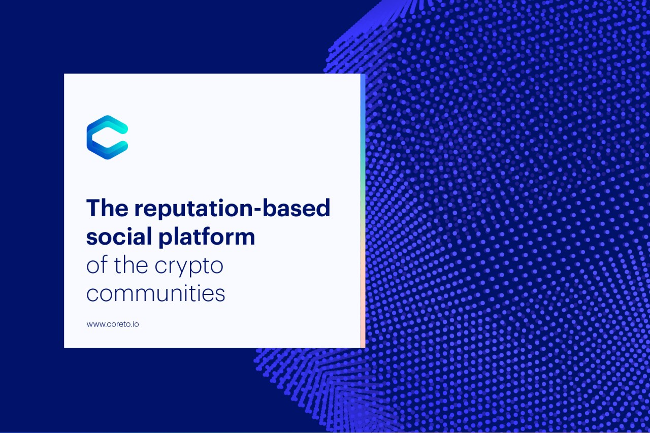 Project Coreto | One Platform For Everyone and Everything About Cryptocurrency Projects