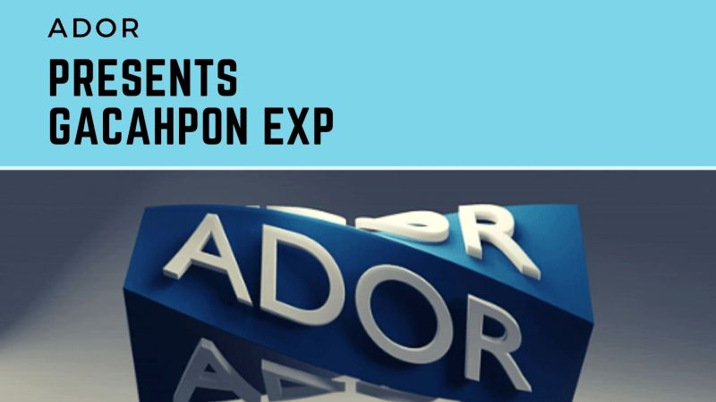 "Behold the Reincarnation of ""Satoshi Nakamoto"" – ADOR Presents GacahPon EXP"