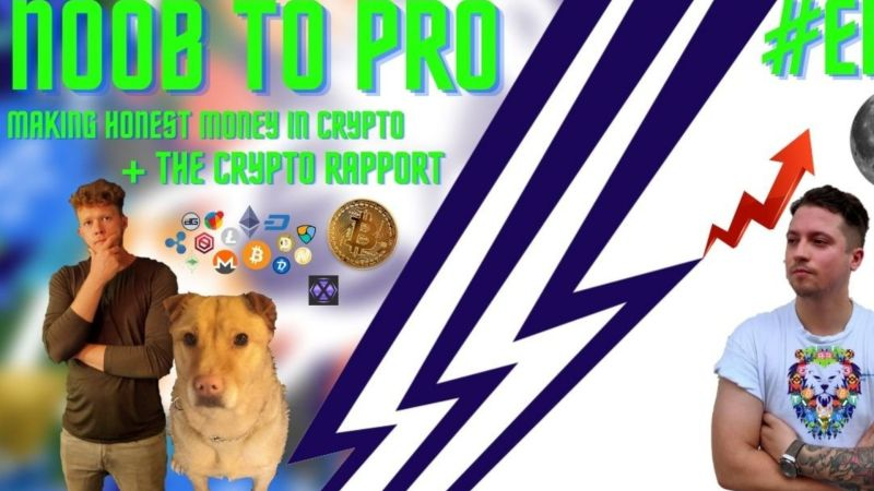The Crypto Initiative is Officially Launched As Crypto Noob And Pro Join Forces