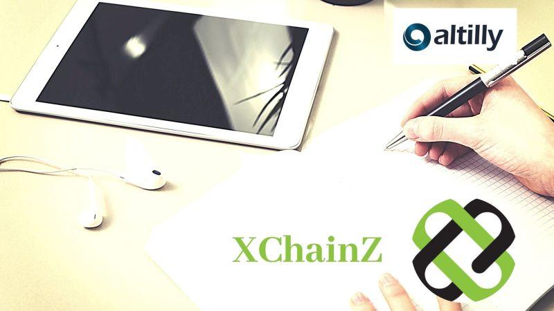 XChainZ – A Blockchain-based Educational Platform with a Rewarding XCZ Mechanism