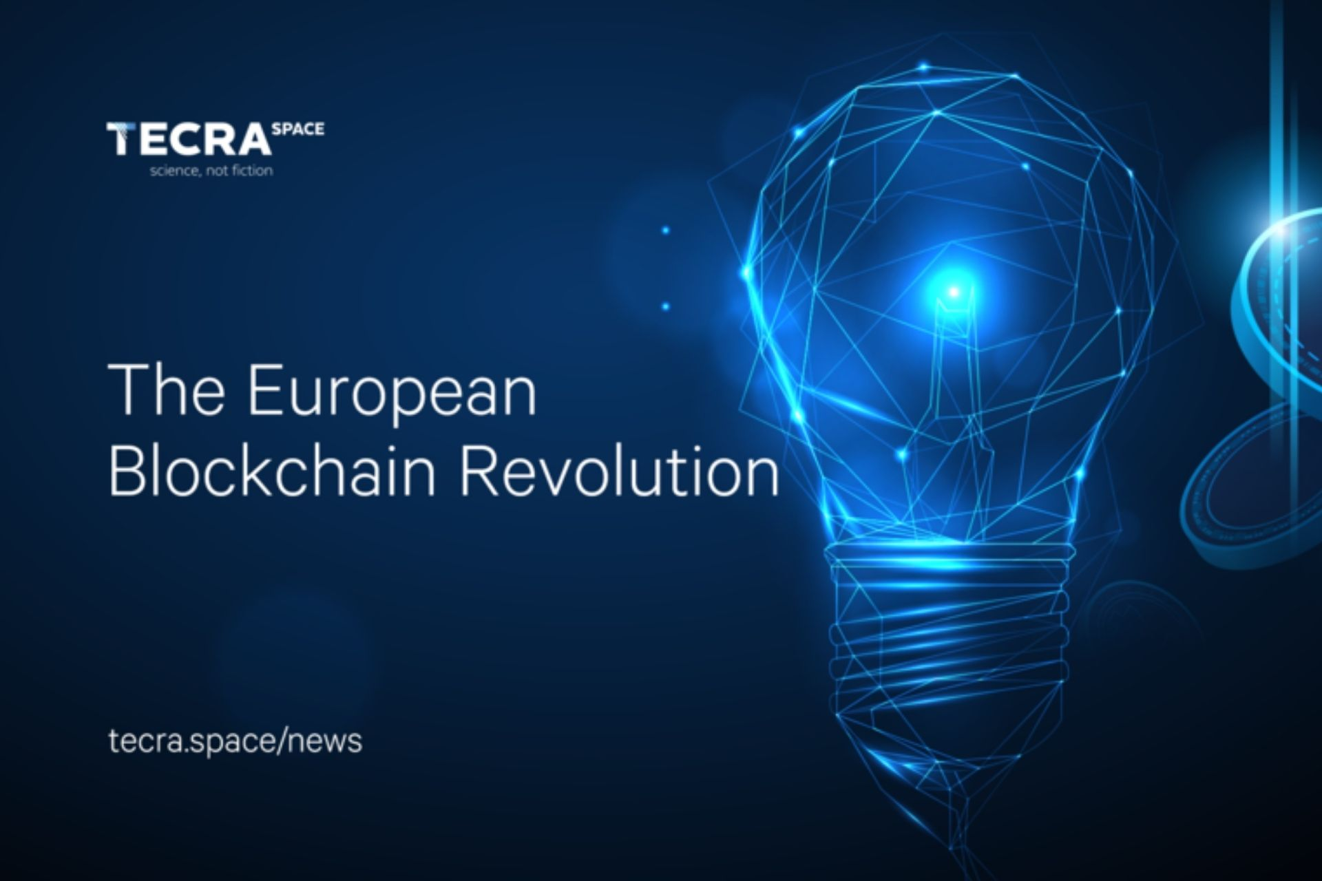Europe is Gearing Up for the Blockchain Revolution. Tecra Altcoin On The Rise