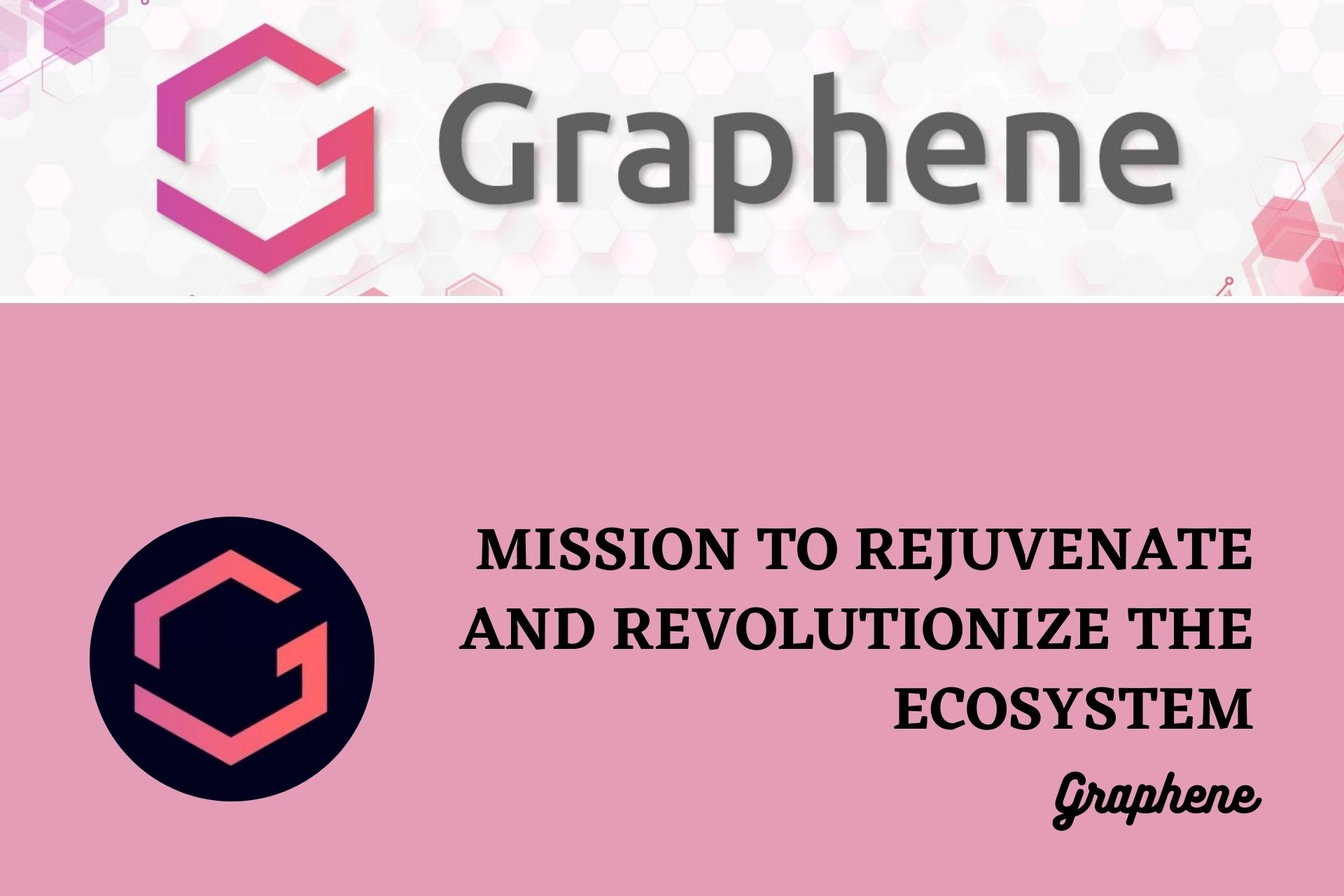 Graphene | A Project With a Mission to Rejuvenate and Revolutionize the Ecosystem