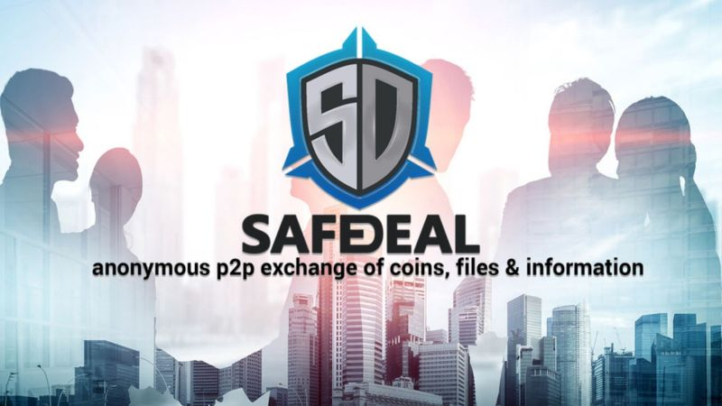 SafeDeal Project | Creating a Secure and Anonymity-Led Platform for information and cryptocurrency Exchange