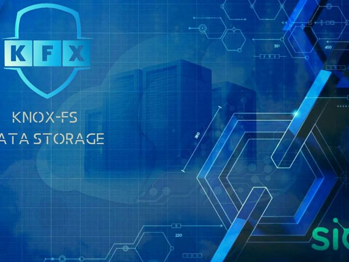 KnoxFS   Leveraging the Blockchain and Distributed Storage Systems to Build a Decentralized Storage Solution