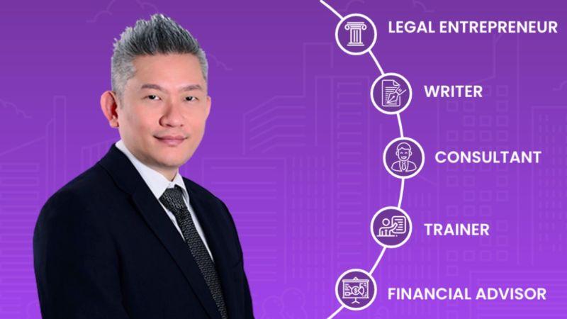 Malcolm Tan Chun Chuen – Singapore's Top Fintech blockchain DeFi NFT expert