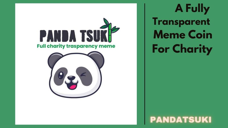 Pandatsuki | Launching A Fully Transparent Meme Coin For Charity