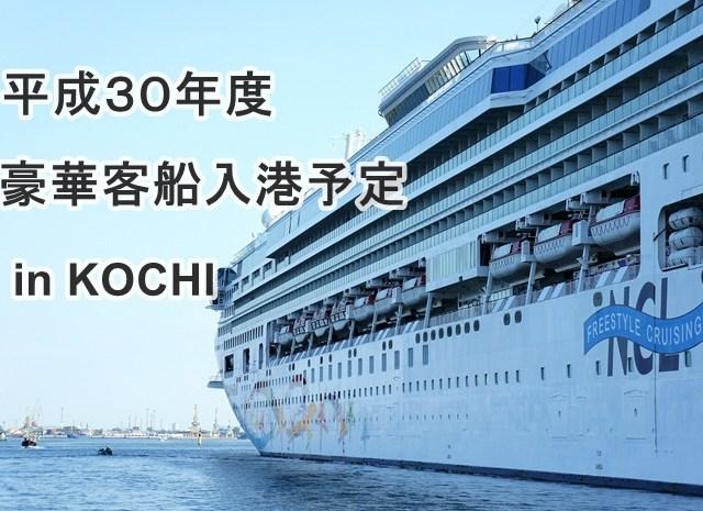 高知 豪華客船