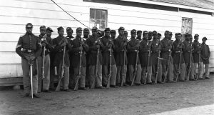African American Civil War Troops