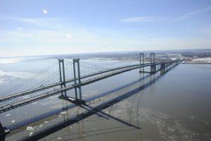 Delaware Memorial Bridge, Photo by James Pernol