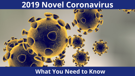 Information on 2019 Novel Coronavirus from Division of Public ...