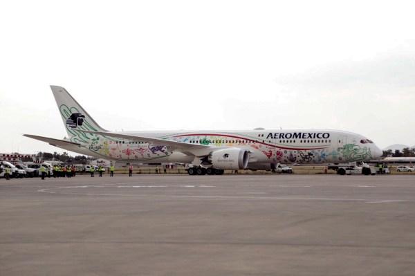 Aeromexico 787900 Dreamliner Delta News Hub