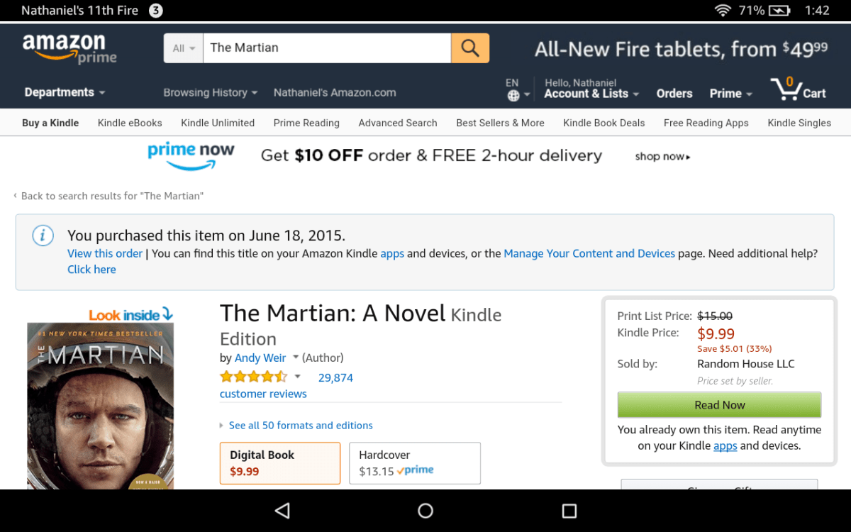 "Amazon testet neues Label: ""Digital Books"" statt ""Kindle""?"