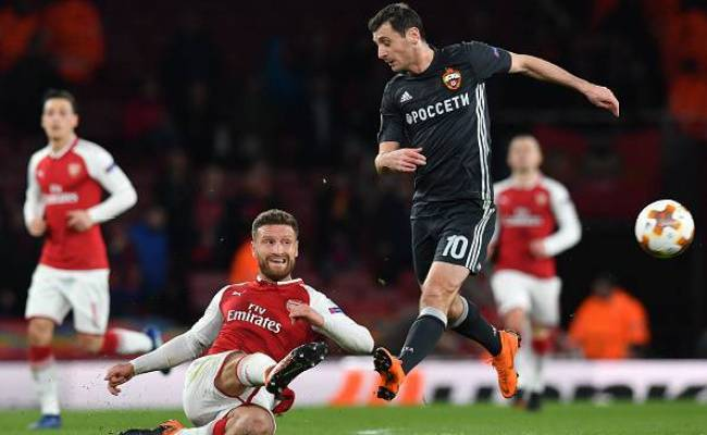 Risultati Europa League Quarti Di Finale Ok Arsenal E