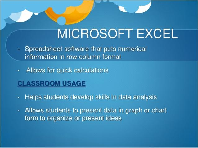 How to Edit Excel Spreadsheets for Classroom | free online courses
