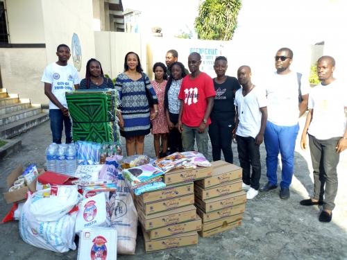 Côte d'Ivoire : La fondation Voodoo apporte son appui aux victimes des inondations